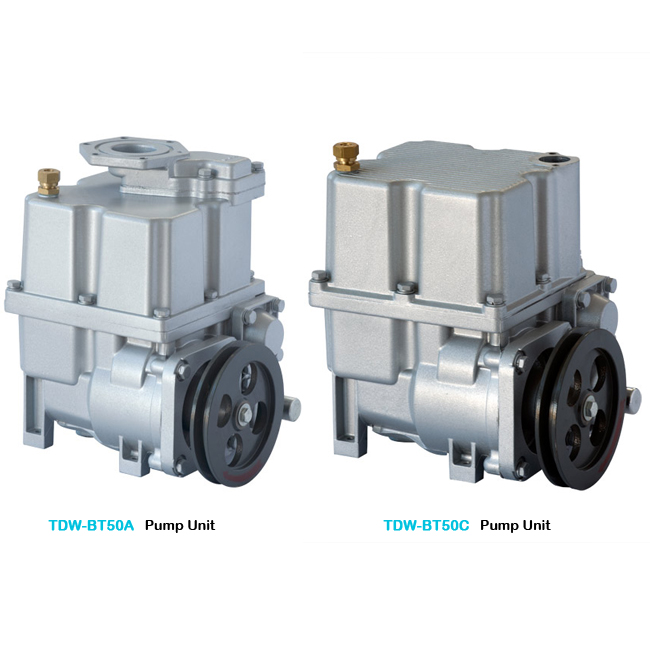 TDW-BT50 Series Pump Units